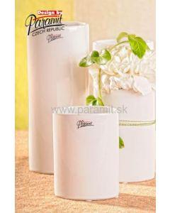 Dita váza bielá 12cm