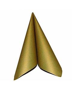 Servítky Airland UNI GOLD 40x40
