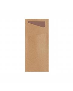 Papierové sáčky na príbory ECO duni