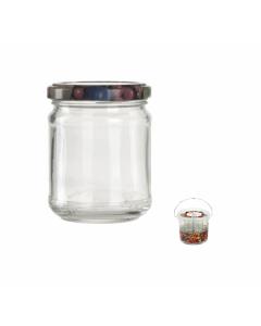 Zaváracie poháre  pre marmelády 15x 375 ml +vedro