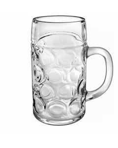 Pohár na pivo Duplák 1 L CE