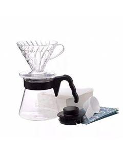 Hario V60 — sada na prípravu kávy