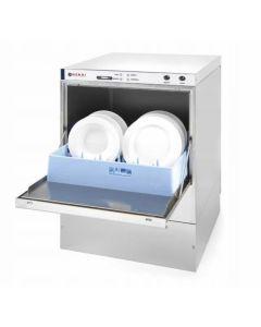 Umývačka na riad s dávkovačom na čistič a odpadovým čerpadlom 50x50 cm, Hendi