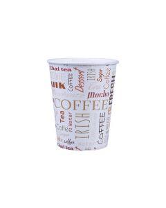 Papierový pohár na kávu FRESH 250 ml / 100 ks