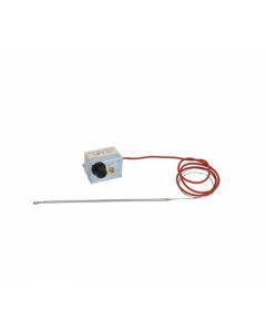 Bezpečnostný termostat  CAEM do 235°C 1-pólový 16A ø čidla 3mm L, čidla 190mm