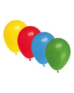 Nafukovacie balóniky farebné mix M [100 ks]