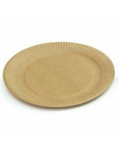 Tanier papierové ECO 23 cm /100 ks