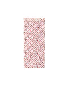 Vrecká na párok v rožku 8+3,5 x 20 cm [300 ks]