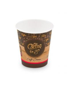 Papierový pohár Coffe to go 200 ml / 50 ks