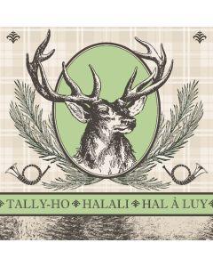 Poľovnícke servítky HALALI 40x40, Linclass-Airlaid Mank