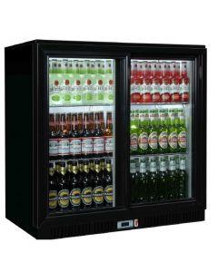 Dvojdverová barová chladnička COOLHEAD®