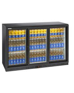 Trojdverová barová chladnička COOLHEAD®