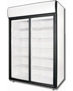 DM110SD | Dvojdverová vitrínová chladnička
