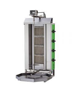 Plynový stroj na kebab Gastromarket 60