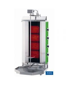 Elektrický stroj na kebab GASTROMARKET 60