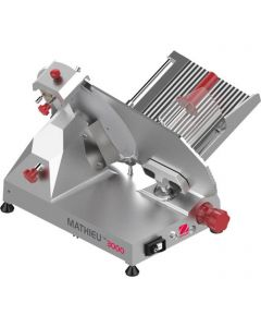 Nárezový stroj Mathieu 3000
