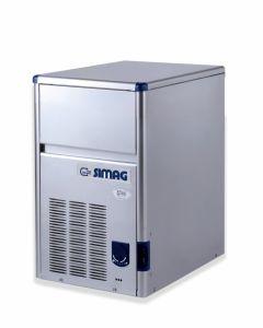 Výrobník kališkového ľadu chladený vodou SDE 18 W