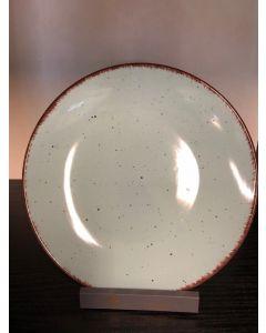 Tanier Pottery plytký 27cm béž