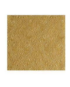 Servítky ELEGANCE gold 40x40, Ambiente