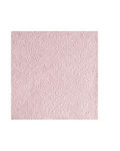 Servítky 40x40 ELEGANCE Pearl pink, Ambiente