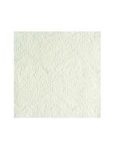 Servítky 40x40 Elegance Pearl white, Ambiente